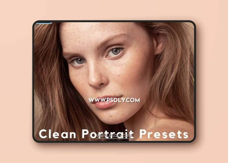 Kayleigh June - Clean Portrait TonesKayleigh June - Clean Portrait Tones