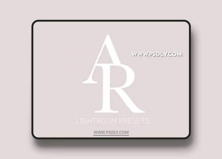 Lightroom Presets for Photographers AR Series
