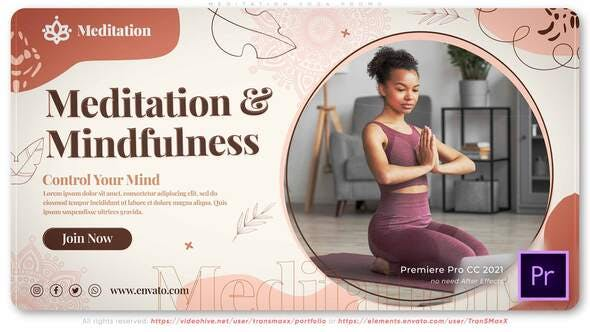 Videohive - Meditation Yoga Promo - 33629796