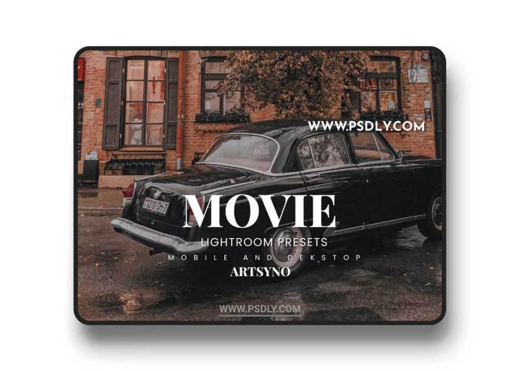 Movie Lightroom Presets Dekstop and Mobile