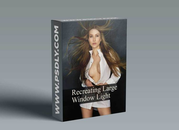 Peter Coulson Photography - Lighting - Recreating Large Window Light