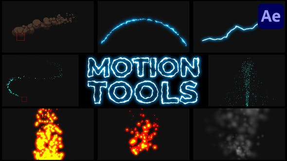 Videohive Elements Tools   After Effects 33738040