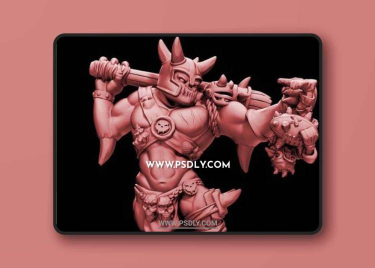Pirate of the orc bay – 3D Print Model