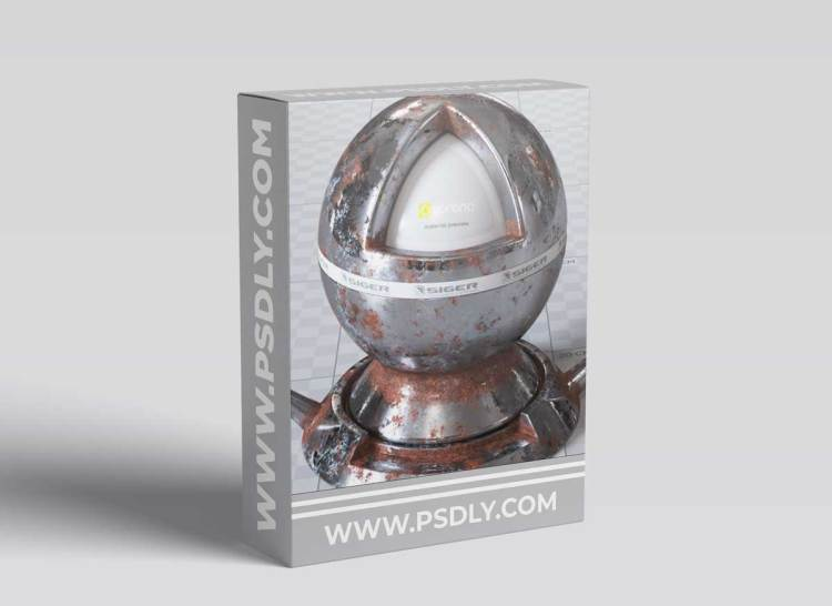 SIGERSHADERS XS Material Presets Studio v3.2.0 for 3ds Max 2016-2022