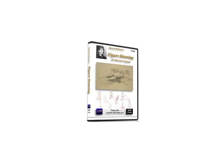 Sherrie McGraw Figure Drawing - The Elemental Language ( volume 1-2)