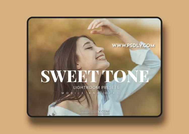 Sweet Tone Lightroom Presets Dekstop and Mobile
