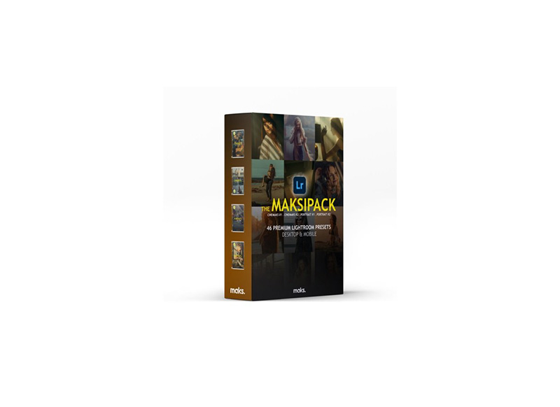 The MAKSIPACK Maks Photography Presets Tutorial