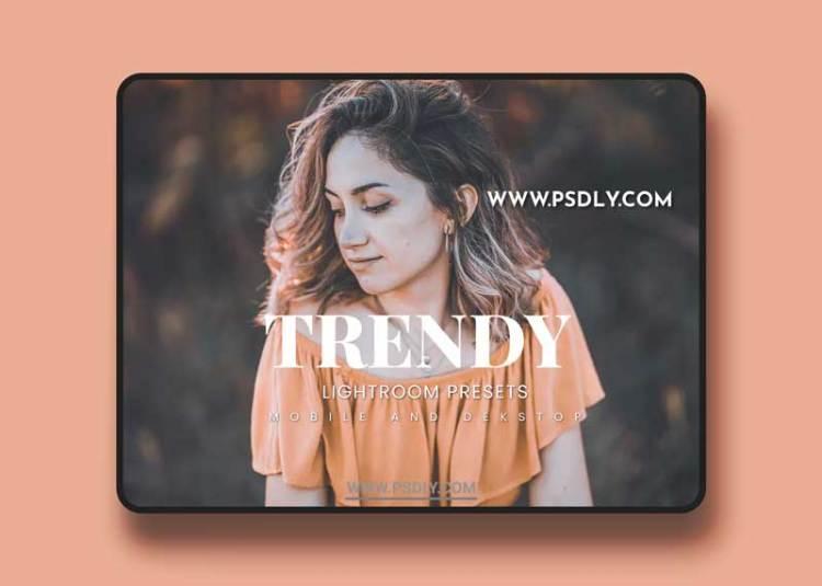 Trendy Lightroom Presets Dekstop and Mobile