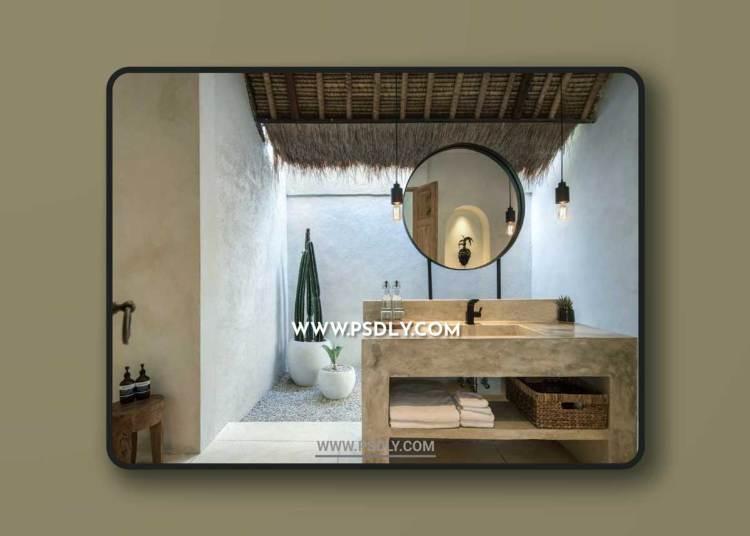 Villa Massilia Bali 3D Model