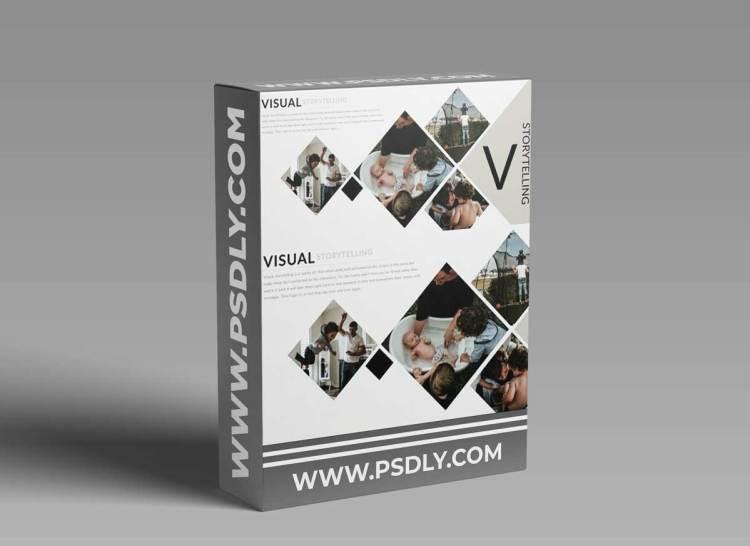 Virtualbabysummit.com - The Art of Visual Storytelling by Courtney Holmes