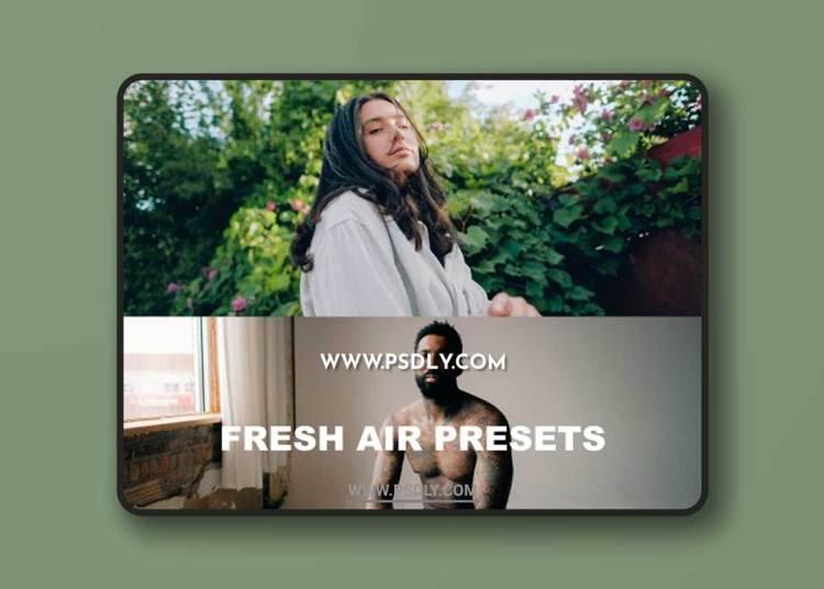 Vuhlandes - Fresh Air Presets