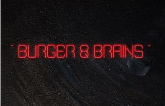 Burger Brains Font