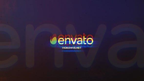 Videohive Glitch Logo Reveal 19423948