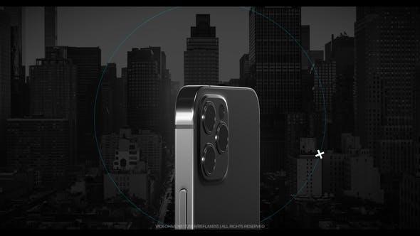 Videohive Phone 13 app promo v2 33731865