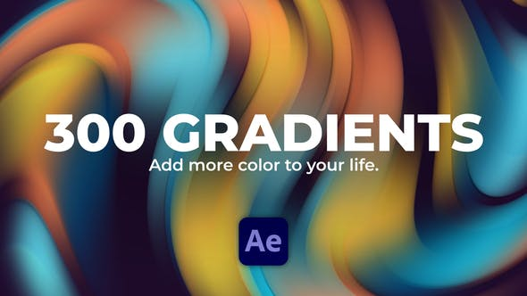 Videohive Gradients   After Effects 34153450