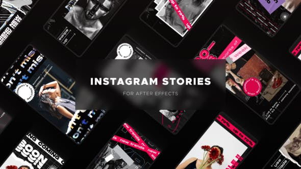 Videohive Modern Instagram Stories 33931275