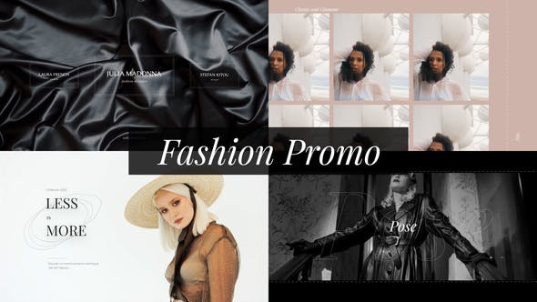 Videohive Fashion Photography Opener 34145977