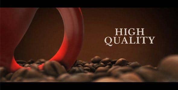 Videohive Coffee 12475845