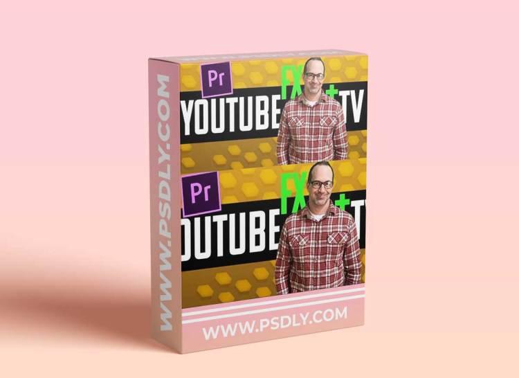 Adobe Premiere Pro CC - YouTube - Commercials - TV - FX