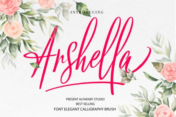 Arshella Font