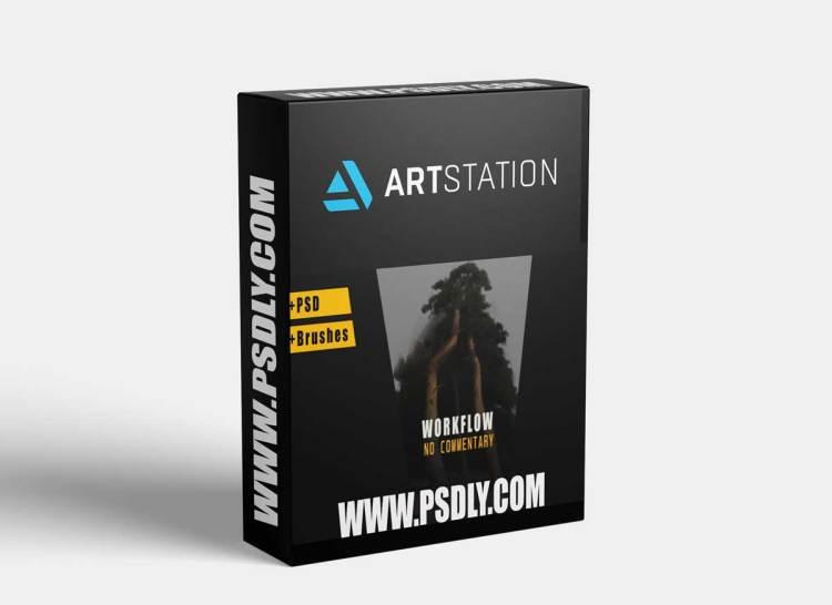 Artstation – Workflow – Video process