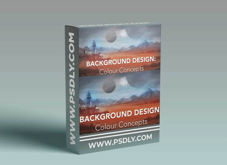 Background Design - Colour Concepts