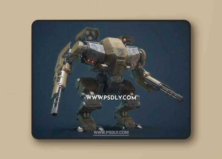 Battle Armor 3D Models