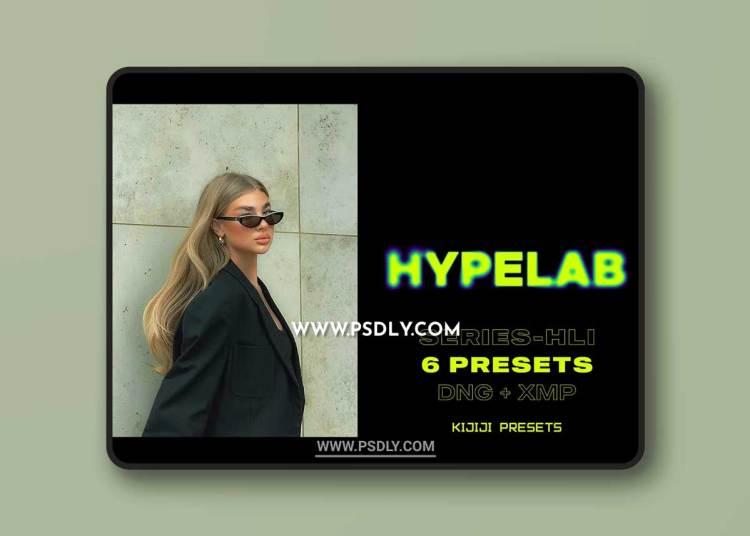 CreativeMarket - HYPELAB-HLI-Series-Lightroom-Presets 6514229