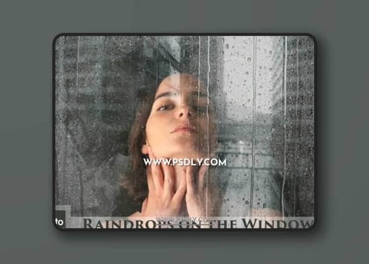 CreativeMarket - Raindrops on the Window Overlays 6521973CreativeMarket - Raindrops on the Window Overlays 6521973