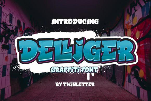 Delliger Font