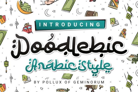 Doodlebic Font
