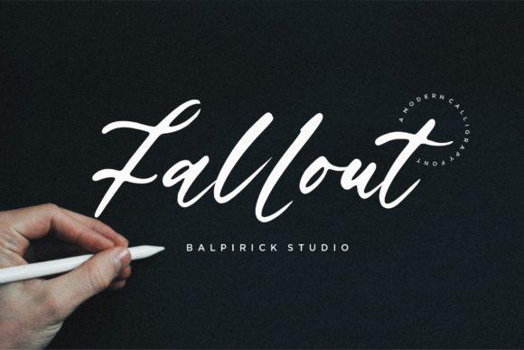 Fallout Font