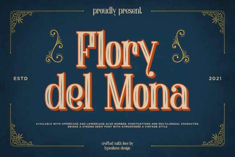 Flory del Mona
