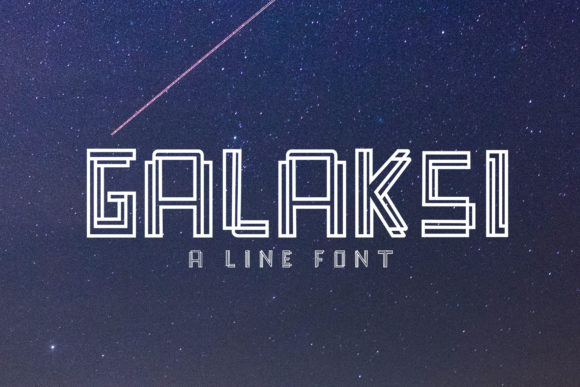 Galaksi Font