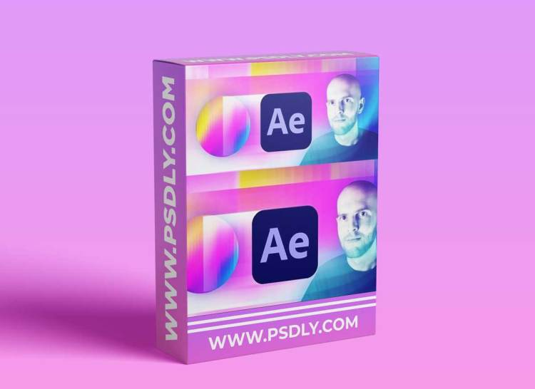 Gradient Animation: for Text & Logo Animations in After Effects