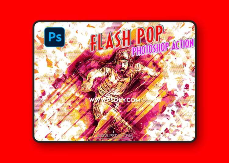 GraphicRiver - FLASH POP   Pop Art-Action 33821594