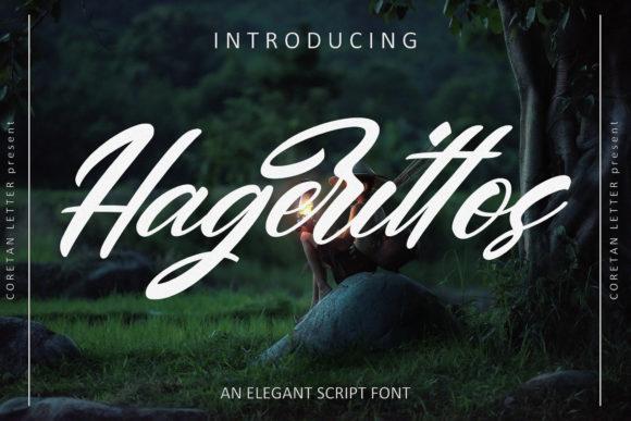 Hagerittos Font