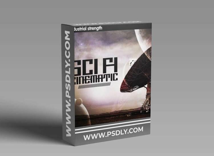Industrial strength Sci Fi Cinematic WAV