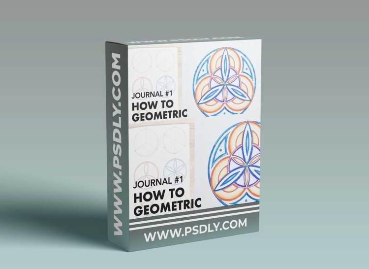 Journals #01 - Basics of Geometric Design | 3 & 6 fold symmetry