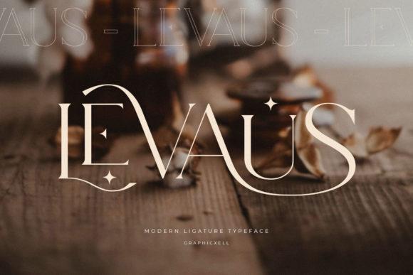Levaus Font