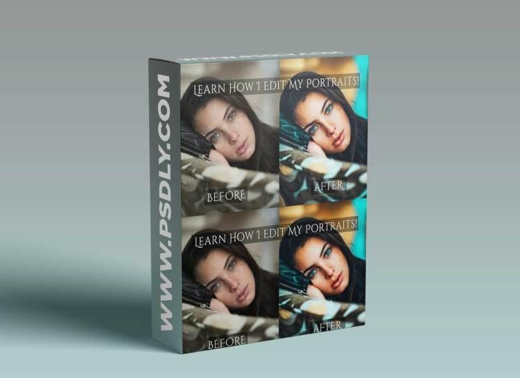 Mark Singerman - Creative Editing + Portrait Tutorial