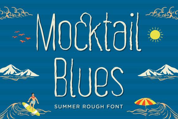 Mocktail Blues Font