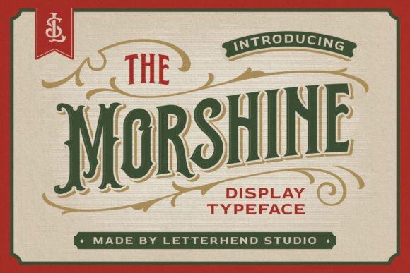 Morshine Font