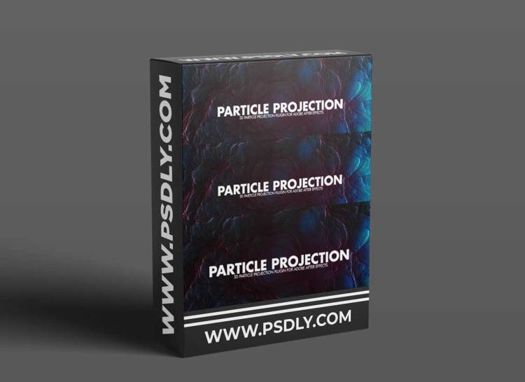 Particle Projection v1.1 for After Effects