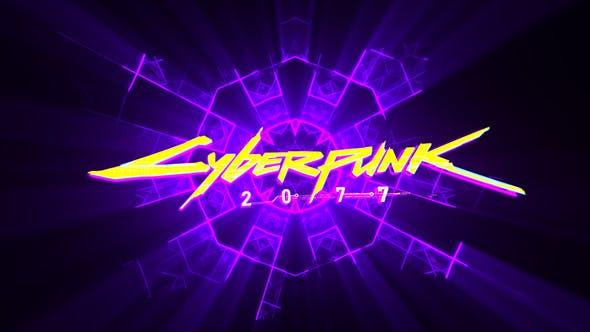 Videohive Super Fast Glitch Logo 34146741