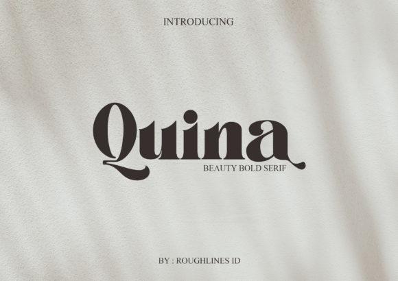 Quina Font