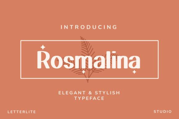 Rosmalina Font