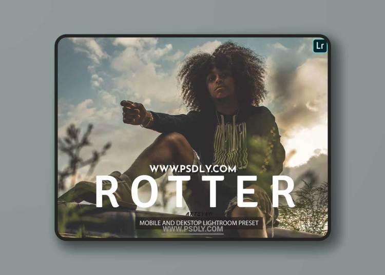 Rotter Lightroom Presets Dekstop and Mobile