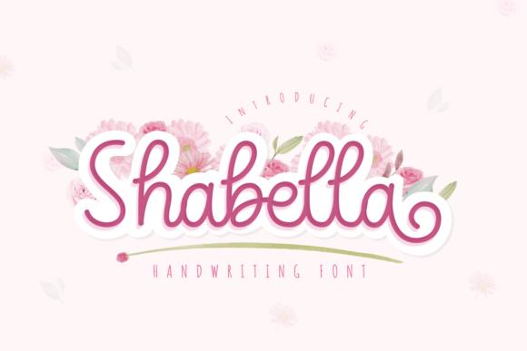 Shabella Font