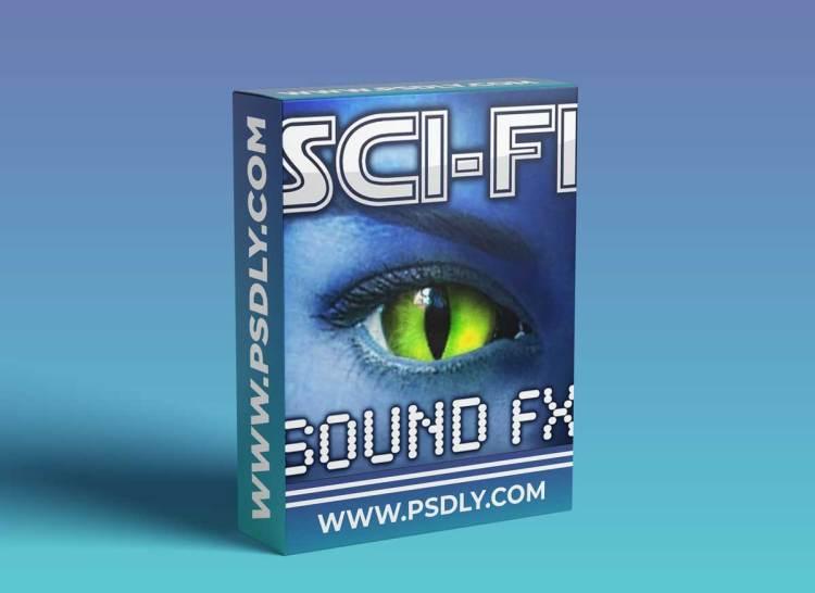 Space 3000 Sci-Fi Sound Effects Invasion Vol 1 WAV